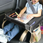 Baby Kids Toy Safety Travel Tray Drawing Board Table Car Seat Snack Play Tray