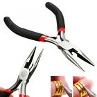 Multifunction Small Needle Nose Wire Work Precision Pliers Stripper Hand Tools