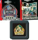 Dan Marino NFL Hall Of Fame Pin Choice 3 2005 HOF Pins to Choose Dolphins PDI $6.75 USD on eBay