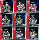 NFL Poker Chip Pin Choice 9 Pins Choose Pin PDI New on Card Raiders Bills Giants on eBay