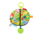 Educational Toys For 0 to 2 Year Olds Baby Hanging Musical Stars Multifunctional