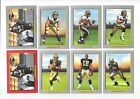 2005 TOPPS TURKEY RED NEW ORLEANS SANTS TEAM LOT (20) NO DOUBLES,McALLISTER,HORN