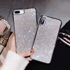 Bling Diamond Sequins for Apple iPhone X XS XR 8 7 6 s Max plus Full Case Covers