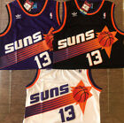 Steve Nash #13 Phoenix Suns All Colors Throwback Swingman Basketball Mens Jersey