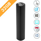 32GB Spy Voice Recorder Digital Audio - Strong Magnetic Voice Activated