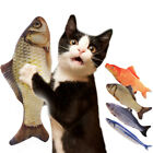 Artificial Fish Plush Cat Toys Mint Catnip Pet Supplies Sleeping Toy For Cats