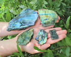 Labradorite Slab: Choose Size - Natural Display Specimen, Labradorite Slice
