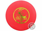 NEW Discraft Pro D Buzzz OS 175-176g Red Lime Foil Midrange Golf Disc