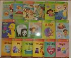 Huge Lot 17 LeapFrog Tag Junior Board Books with Reader & USB Connect