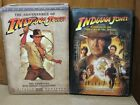 Indian Jones The Complete DVD Movie Collection + the Fourth - Adult Owned