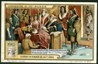 Russian Catherine The Great  Russie Katherine  NICE c1910 Trade Ad  Card