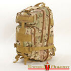 Tactical Backpack Army Assault Daypack Hiking Trekking Camping Bug Out Bag