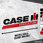 Case IH Agriculture Sticker / Decal - Multiple Sizes & Colours