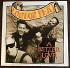 """LONDON BEAT,A BETTER LOVE,I'VE BEEN THINKING ABOUT YOU,VINTAGE 1990 12"""" 45rpm EX"""