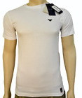 Armani Jeans Crew Neck T-Shirt Short Sleeve TRENDING AJ New With Tag | S to XXL
