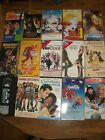 Lot of 15 VHS Movies The Wedding Singer,Dumb & Dumber,Mr.+Mrs. Smith,and More