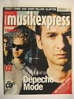 MUSIK EXPRESS SOUNDS 2001 # 5 - DEPECHE MODE THOMAS D U2 CRAZY TOWN ASH CLAPTON