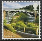 IRONBRIDGE  ILLUSTRATED ON 2011 UNMOUNTED MINT STAMP