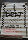 THE BEAT 2 x Posters and Flyer From 2005 Ska