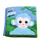 Baby Cloth Cognize Books Kids Soft Sound Toys Baby Educational Intellectual Toys