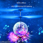 Drone Helicopter Ball Built-in Shinning LED Lighting For Kids Toy RC Flying Ball