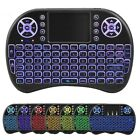 2.4GHz Wireless Mini Keyboard Touchpad Air Remote For PC,Android TV Box,Mac,Rpi