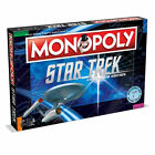 Star Trek Monopoly Continuum Edition Family Board Game ** New Sealed **