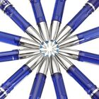 Erasable Gel Pen 0.5 Mm Tip Refill Stationery Writing Pens Slim 12PC #FAU
