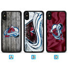Colorado Avalanche Case For Apple iPhone X Xs Max Xr 8 7 6 6s Plus $4.49 USD on eBay