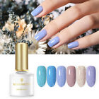 BORN PRETTY Fur Nail Art UV Gel Polish No Wipe Top Coat Soak Off Nail Art Gel