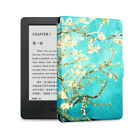 NEW Multicolor Kindle Paperwhite 3 Case Print PU Protective Cover Wak up Case