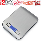 Digital Kitchen Scale High Accuracy Multifunction Food Scale Tare & Auto Off New