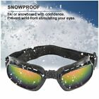 Folding Motorcycle Glasses Windproof Ski Goggles Off Road Racing Eyewear Q9