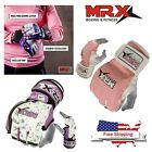 Ladies MMA Grappling Gloves Women Boxing Training Punch Bag Kick Muay Thai Fight