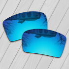 POLARIZED Replacement Lenses For-Oakley Eyepatch 2 OO9136 Sunglass Anti-Scratch