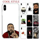 Limited 2019 3D Music No Brainer DJ Khaled Wish Case Phone Casual Special Gift