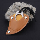 Mini Handmade Combat Claw Karambit Ring Outdoor Camping Handy Multiuse Knife Cod