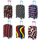 Elastic Dustproof Travel Luggage Cover Protective Case for 18-28inch Suitcase Co
