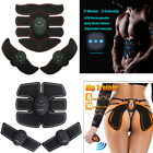 Rechargeable Simulator EMS Training Smart Body Abdominal Muscle Hip Exerciser image
