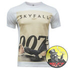 Premium James Bond 007 Skyfall  Inspired Mens Womens Unisex Organic T-Shirt £11.95 GBP on eBay