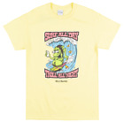 40S & SHORTIES TROLL T-SHIRT MENS STREETWEAR CARTOON TOP CORN SILK image