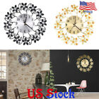 Living Sitting Room Decoration Home Hung Wall Clock Creative Mute Study Stair