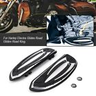 Front Foot Pegs Floorboard Footboard Pedal Cover For Harley Touring 1984 2015