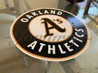 "Oakland Athletics ""A's"" Green & Gold Emblem Sticker Decal Vinyl MLB Treehouse on Ebay"