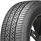 2-New 205/55R16 Continental TrueContact Tour 91H All Season Tires 15494810000