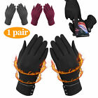 Women Touch Screen Gloves Phone Texting Glove Thermal Fleece Lined Winter Gloves