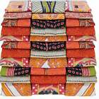 INDIAN VINTAGE WHOLESALE LOT KANTHA BLANKET THROW QUILT HIPPY BOHEMIAN Quilt