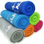 Alfamo Cooling Towel for Sports,  Fitness, Gym, Yoga, Travel, Camping & More image