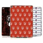 ATLETICO MADRID 2017/18 CREST PATTERNS SOFT GEL CASE FOR APPLE SAMSUNG TABLETS