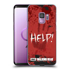 OFFICIAL AMC THE WALKING DEAD QUOTES BACK CASE FOR SAMSUNG PHONES 1